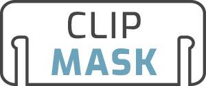 Logo de Clip Mask